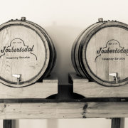 barrels - Joubertsdal Country Estate