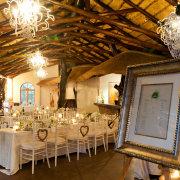 decor, reception - iNsingizi Game Lodge and Spa