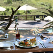 catering, restaurant - iNsingizi Game Lodge and Spa