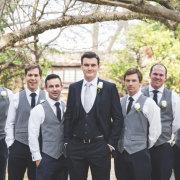boutonniere, suit, tie, waistcoat
