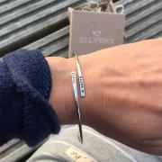 Silvery