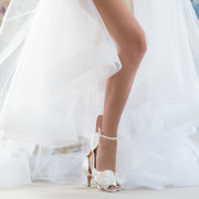 bridal shoes - Anella Wedding Shoes