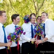 bouquet, flowers, groomsmen - Flowerheart