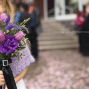 bouquet, flower girl, flowers - Flowerheart