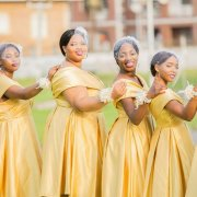 bridesmaids dresses, bridesmaids dresses - Musallio Africa