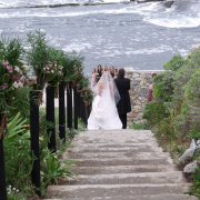 outdoor ceremony, overberg wedding venue - The Marine