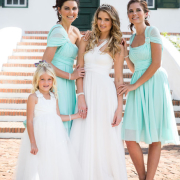 bridesmaid dress, flower girls, tiara, wedding dress - Infinity Dress South Africa
