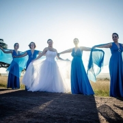 bridesmaid dress, wedding dress - Infinity Dress South Africa