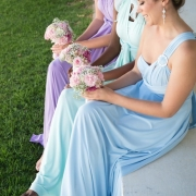 bouquet, bridesmaid dress - Infinity Dress South Africa