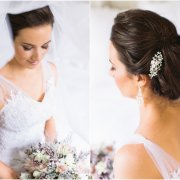 bride, hair and make up