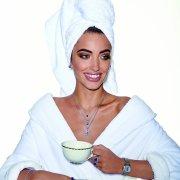 getting ready - Sian Bianca Moss Hair & Makeup