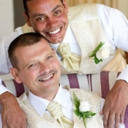 love, marriage officer, gay wedding - Reverend Brits