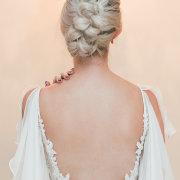 bridal hairstyles - Celestial Makeup Artistry