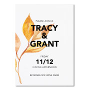 invitations, wedding stationery - Blue Crayon Design Studio
