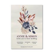 wedding stationery - Blue Crayon Design Studio