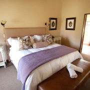 accommodation, bedroom - Askari Game Lodge & Spa