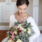 bouquet - Blush&Brush - Kirsti van Zyl Makeup and Hair