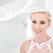 veil - Blush&Brush - Kirsti van Zyl Makeup and Hair