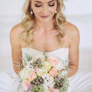 bouquet, hair, makeup - Blush&Brush - Kirsti van Zyl Makeup and Hair
