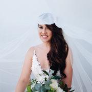 bride, veil - Blush&Brush - Kirsti van Zyl Makeup and Hair