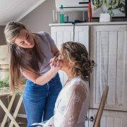 Liandi Webster Makeup and Hair