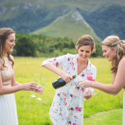 bride and bridesmaids - Liandi Webster Makeup and Hair