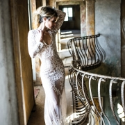 lace, wedding dress - Outlandish Events - Luxury & Destination Weddings