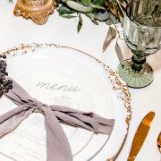 table settings, wedding stationery - Outlandish Events - Luxury & Destination Weddings
