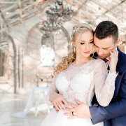 bride and groom, bride and groom, lace, lace, wedding dresses, wedding dresses - Outlandish Events - Luxury & Destination Weddings