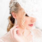 bridal accessories, earrings - Outlandish Events - Luxury & Destination Weddings