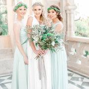 bride and bridesmaids - Outlandish Events - Luxury & Destination Weddings