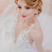 bridal hair and makeup - MM Photography