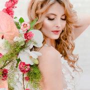 bridal hair and makeup, bridal makeup - MM Photography