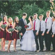 bridal party - Flowers by Arlene