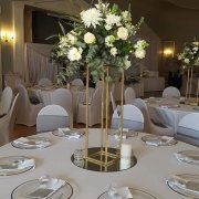 floral centrepieces - Flowers by Arlene