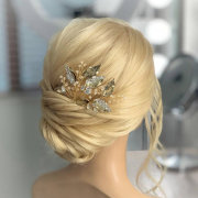bridal accessories, bridal hairstyles - Bridal Hair Boutique