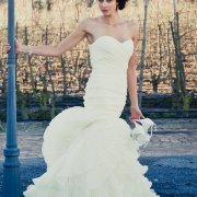 mermaid, wedding dress, wedding dress - Elandie Bridal