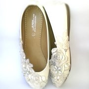 bridal shoes, wedding shoes - Elandie Bridal
