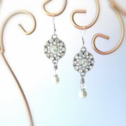 earings - Elandie Bridal