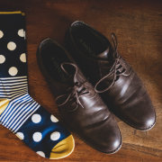 grooms accessories, grooms shoes - Paper Plane Media