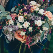 bridal bouquet - You Me Oui