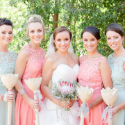 bridesmaids dresses - Makeup by Taryn