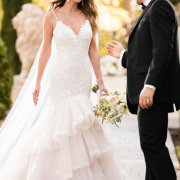 lace, wedding dress, wedding dress, wedding dress - Cathrine\
