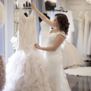 beaded, wedding dress, wedding dress, wedding dress - Cathrine\