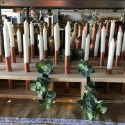 candles - Happy Tree Designs