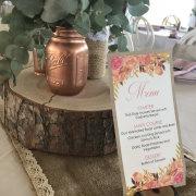 wedding stationery - Happy Tree Designs