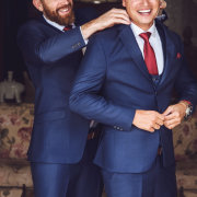 grooms suits - Barclay Studios