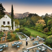 kitchen tea venues in cape town - The Cellars-Hohenort