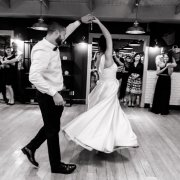 bride and groom, bride and groom, first dance - The Millhouse Kitchen