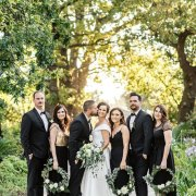 bridal party - The Millhouse Kitchen